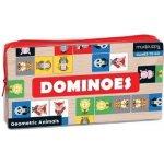 Dominoes: Geometric Animals