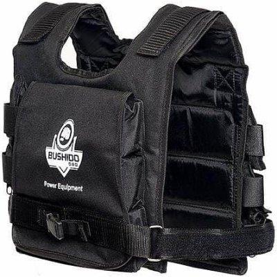 Bushido DBX Zátěžová vesta krátká 1-18 kg
