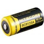Nitecore Li-lon RCR123A 3,7V / 650mAh