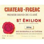 Figeac Figeac St. Emilion 1er Grand Cru Classé červené 2014 0,7 l
