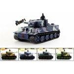 RCobchod Mini RC tank Tiger 1/72