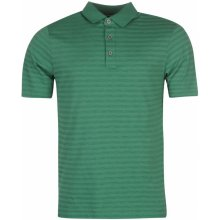 Ashworth Slub Golf Polo Shirt Mens Eucalyptus