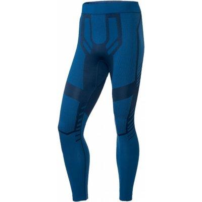 CRIVIT Pánské funkční bezešvé spodní kalhoty modrá/navy modrá