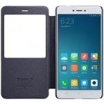 Pouzdro Nillkin Sparkle S-View Xiaomi Redmi Note 4X a Redmi Note 4 Global černé