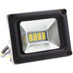 BERGE LED reflektor MICRO - 10W - 800Lm - teplá bílá