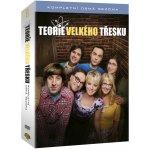 Teorie velkého třesku - 8. série DVD