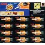 ALTECO Super Glue sekundové lepidlo 12x3g