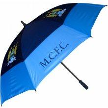 PL deštník MANCHESTER CITY double conopy