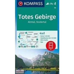 Kompass Karte Totes Gebirge Almtal Stodertal Od 153 Kc Heureka Cz