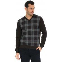 Galvanni Pánský pulovr GLVWM14120251_COFFEE BEAN MULTI