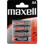 Baterie MAXELL AA 4ks