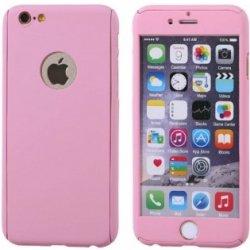 Pouzdro SES Oboustranné 360° celotělové Apple iPhone 6 6S - růžové ... 47f9004e2a0