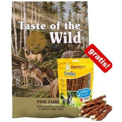 Taste of the Wild krmivo High Prairie Puppy 12,2 kg