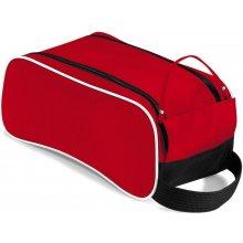 Quadra taška na boty nízká červená
