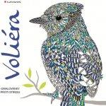 Voliéra - Omalovánky proti stresu - Richard Merritt