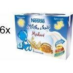 Nestlé mlíčko s kaší medové 6x 2x200ml