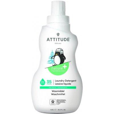 Attitude Prací gel pro děti s vůní hruškové šťávy (35 pracích dávek) 1050 ml
