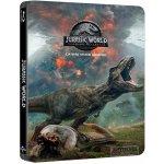 Jurský svět: Zánik říše BD - 2xBD STEELBOOK - INDORAPTOR