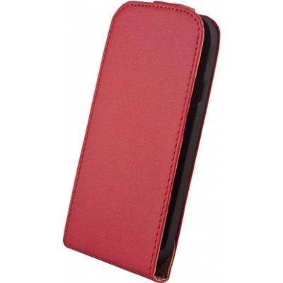 Pouzdro GT Exclusive LG E610 Optimus L5 červené