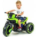 Daimex dětská elektrická motorka Police Fantastic žlutá