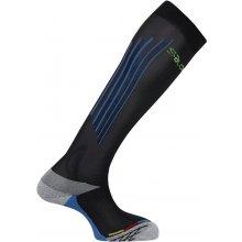 Salomon ponožky Winter Compression black
