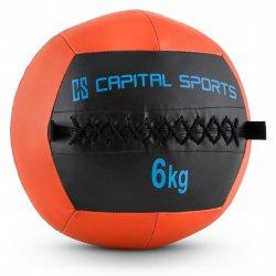 Capital Sports Wallba Wall ball syntetická kůže 6 kg