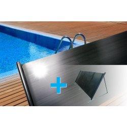 TITAN-MULTIPLAST Akysun Hobby Solární ohřev bazénu 800x1500 mm