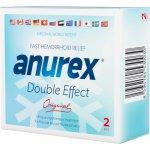 Anurex Double Effect anální gelový aplikátor na hemoroidy 2 x 10 g