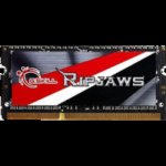 G-Skill Ripjaws DDR3 8GB 1866MHz CL11 F3-1866C11S-8GRSL