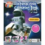 Interaktivní omalovánky 4D Pukka Fun-vesmír