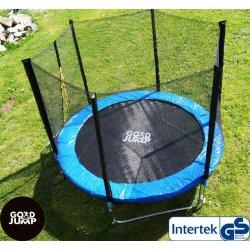 GoodJump 3UPE 244 cm + ochranná síť + žebřík