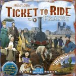 Days of wonder Ticket to Ride Map Collection 6: France & Old West