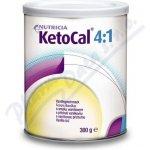Ketocal 4:1 s příchutí vanilkovou por.plv.sol. 1 x 300 g