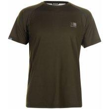 Karrimor Aspen Technical T Shirt Green Shade