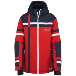 Kilpi TITAM-JB FJ0002KIRED červená dětská bunda a kabát - Nejlepší ... 75edb6ddcb