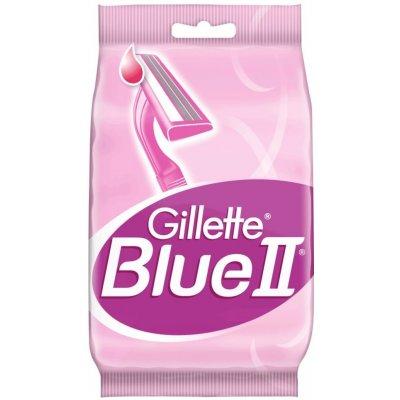Gillette Blue II Regular 5 ks
