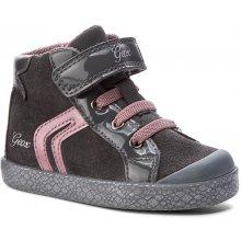 Geox B Kiwi G. B B74D5B 022HH C1377 Dk Grey/Dk Pink
