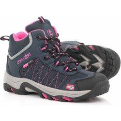 Trollkids dívčí outdoorová obuv Kids Fjell Hiker - modrá od 999 Kč ... 2515e4088a