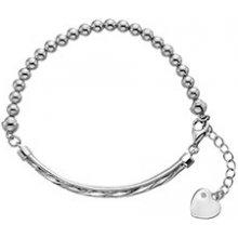 stříbrný náramek Hot Diamonds Breeze DL531