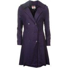 Lee Cooper Trench Coat dámské purple