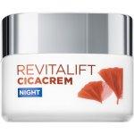 L'Oréal RevitaliftRevitalift Cica cream noční 50 ml