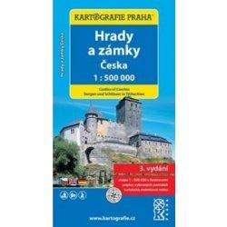 Hrady A Zamky Cr Mapa 1 500t Alternativy Heureka Cz