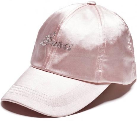 GUESS Dámská kšiltovka Satin Rhinestone Baseball Hat pink ns alternativy -  Heureka.cz 7f37070bad