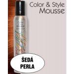 Omeisan Color & Style Mousse tužidlo (šedá perla) 200 ml