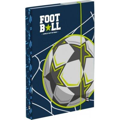 Karton P+P A4 jumbo Fotbal 2 5-70621