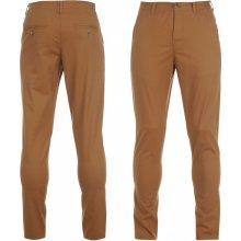 Kangol Chino Trousers Mens Dark Sand