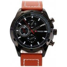 Curren Classic Leather Orange