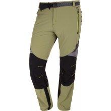 Kilpi pánské technické kalhoty HIGHLANDER-M zelená