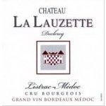 La Lauzette La Lauzette Cru Bourgeois / MédocListrac červené 2010 0,7 l