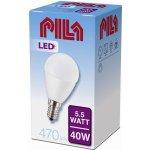Philips Pila LED žárovka 5,5W 40W E14 Teplá bílá FR